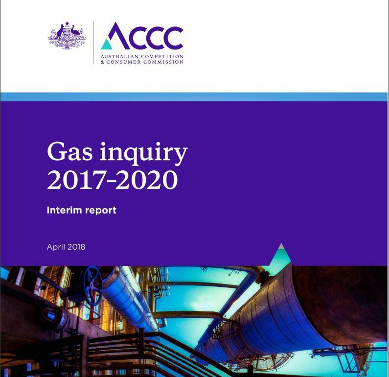 ACCC gas inquiry