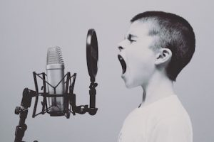 Managing energy consumer complaints boy shouting