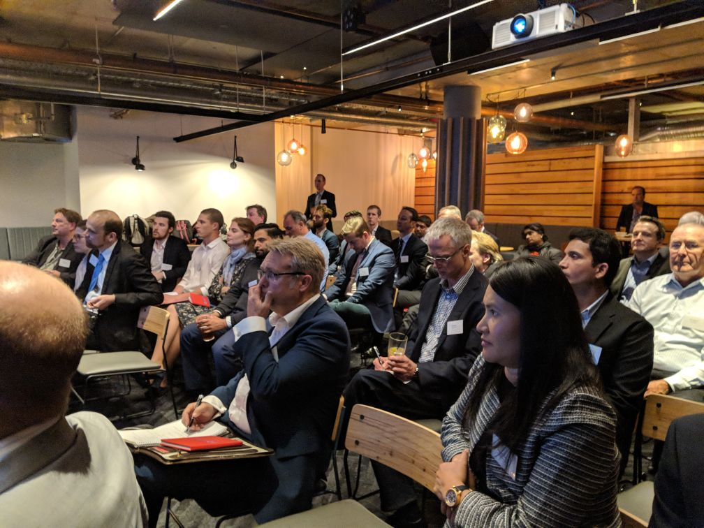 NEM Quarterly Retail Market & Regulation Update - Audience
