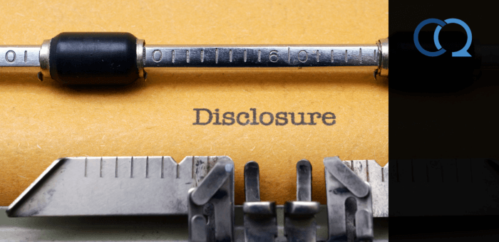 NERR in depth: Disclosure obligations of retailers